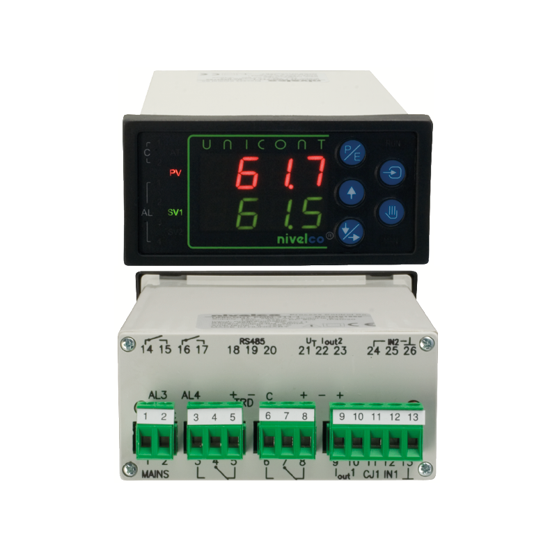 UNICONT PM-300: Universal Controllers