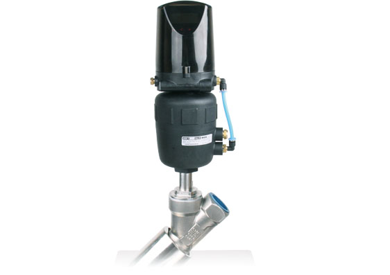 TMP-3000: for Angle seat valve