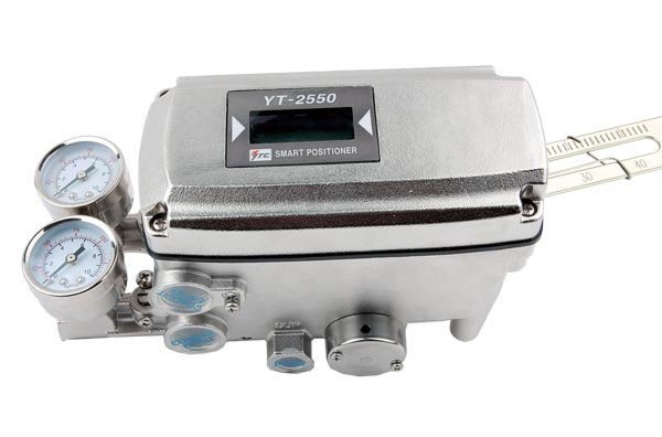 YT-2550: Smart Positioner (Fail Freeze or Fail Safe Type) (Stainless steel type)